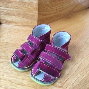 Other - Gently used first walking shoes